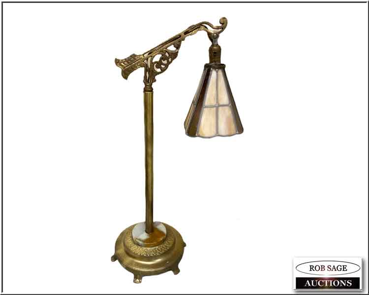 Table Top Bridge Lamp