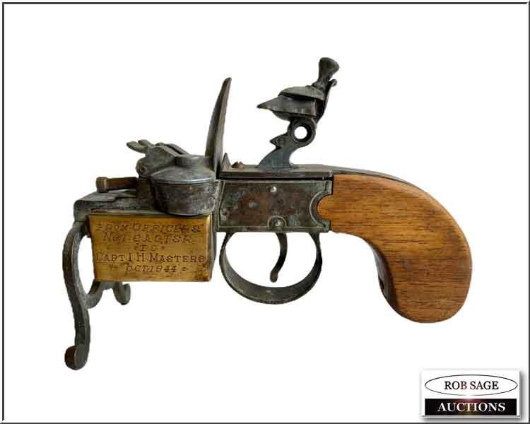 Dunhill Tinder Pistol Lighter