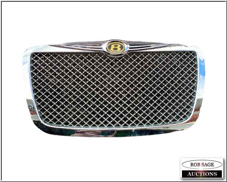 Bentley Grill (plastic)