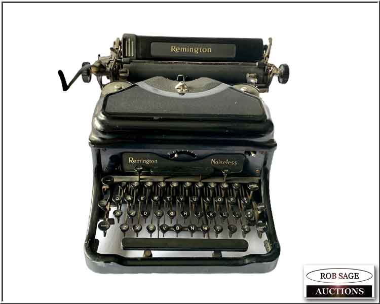 Remington Noiseless