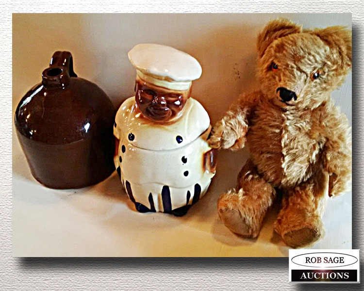 Cookie Jar/Teddy Bear
