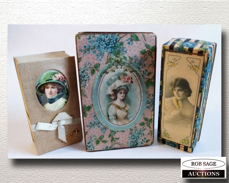 Victorian Boxes.