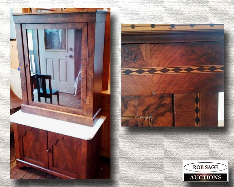 Mahogany Cupboard