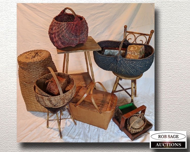 Baskets & Wicker