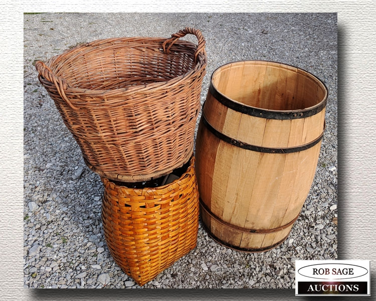 Barrel & Baskets