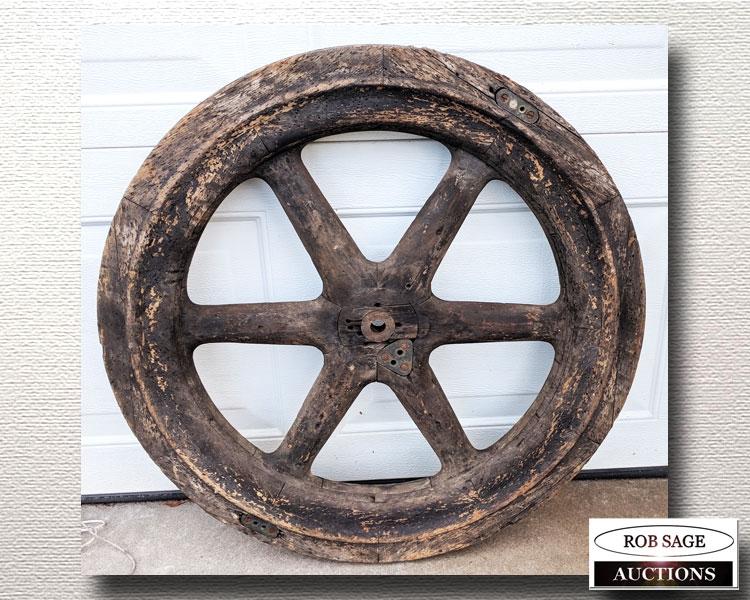 Pine Wheel
