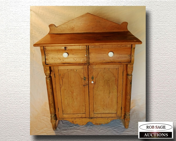 Pine Washstand