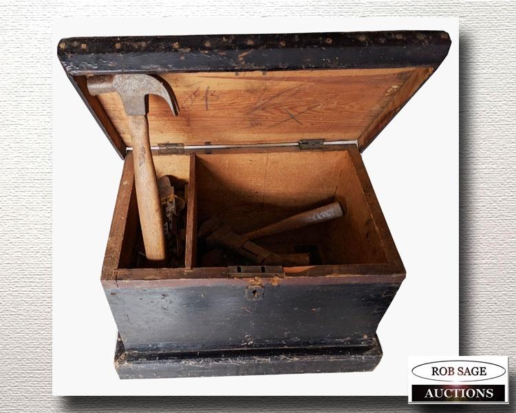 Tool Box Open
