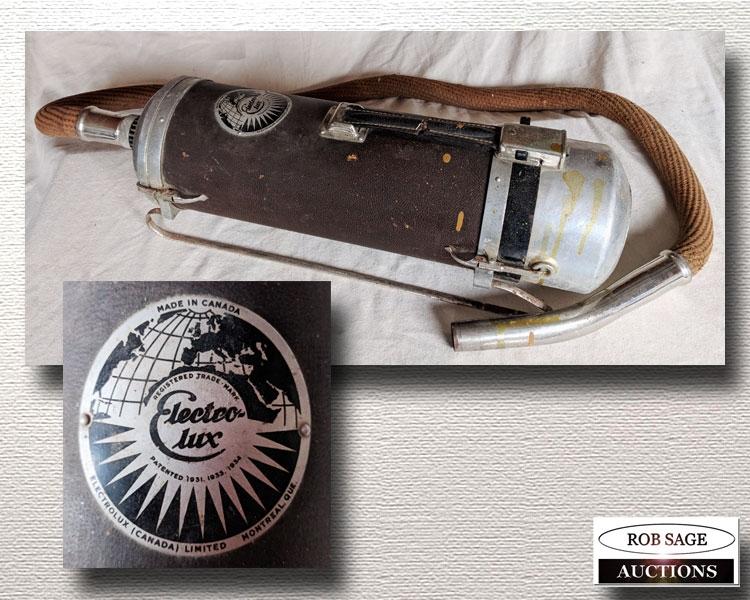 1930's Vacuum Cleaner