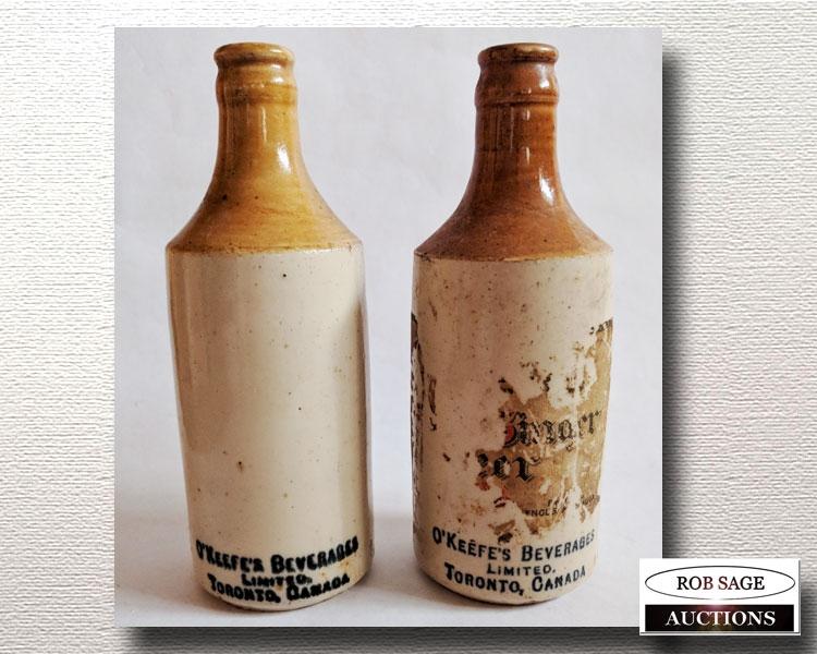 Stone Beer Bottles