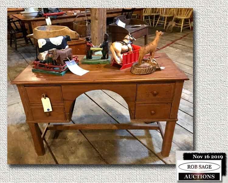 Early Pine Desk