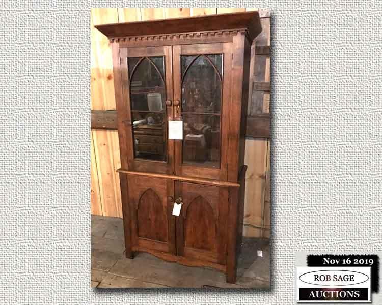 Glazed Door Bookcase