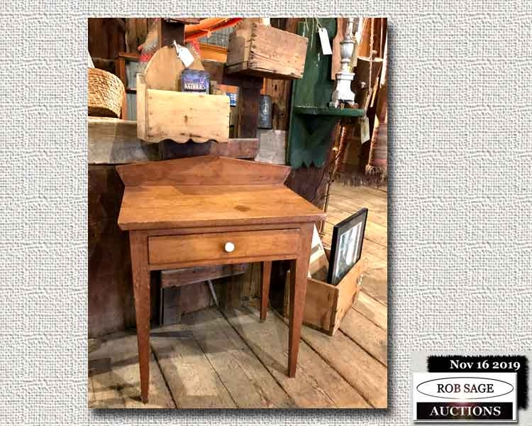 Pine Wash Table