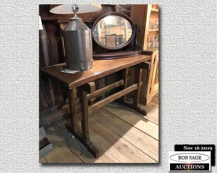 Stretcher Base Table