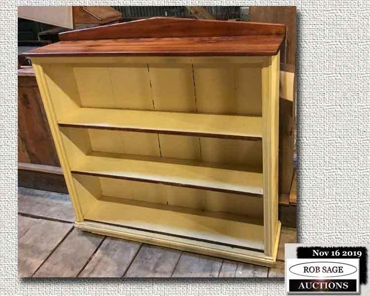Pine Open Shelf