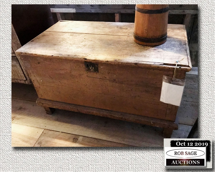 1850's Quebec Box