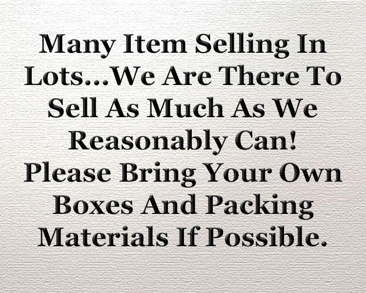 Many Items