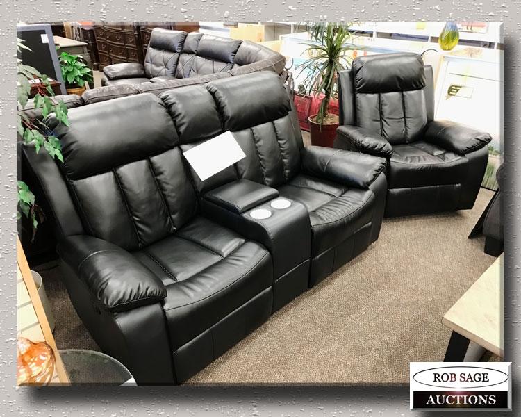 Reclining 3 Piece Sofa Set