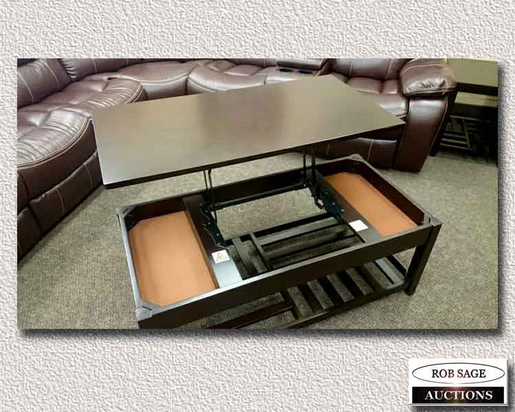 Lif Top Coffee Table