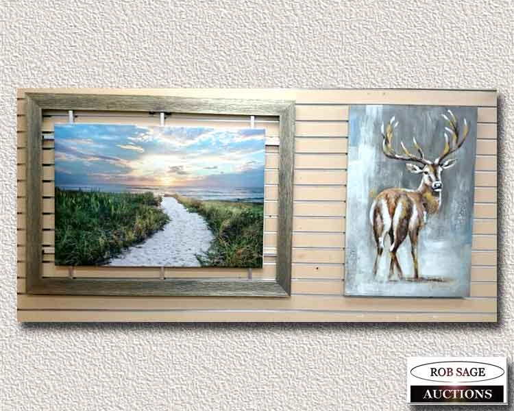 Over 75 Pieces Artwork!