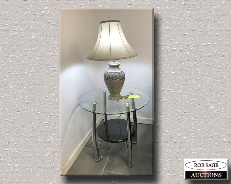 Lamps & End Tables