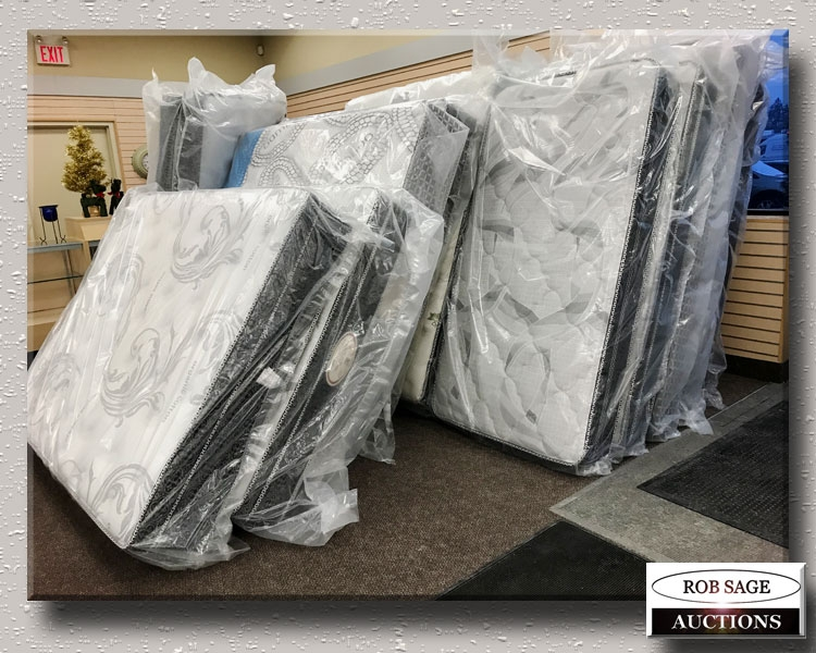 Mattresses In All Sizes