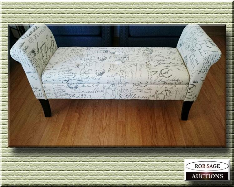 Fabric Bench