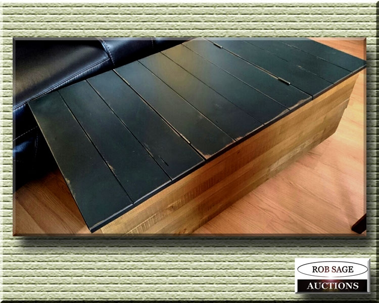 Coffee Table/Blanket Box