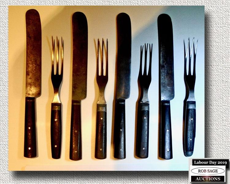 Civil War Cutlery