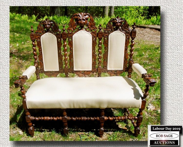 South African Settee