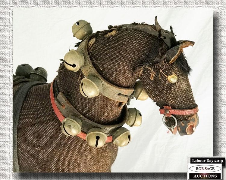 Rocking Horse Detail