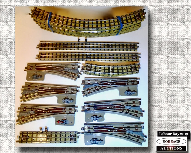 Assorted Track Pieces