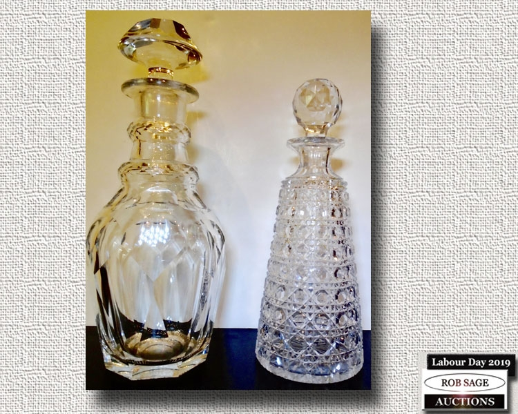 High Quality Decanters