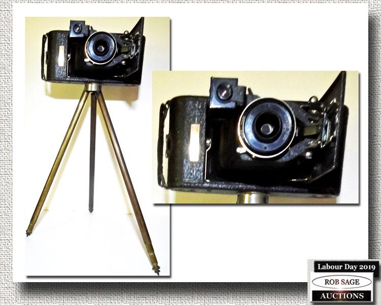 Ansco Bellows Camera