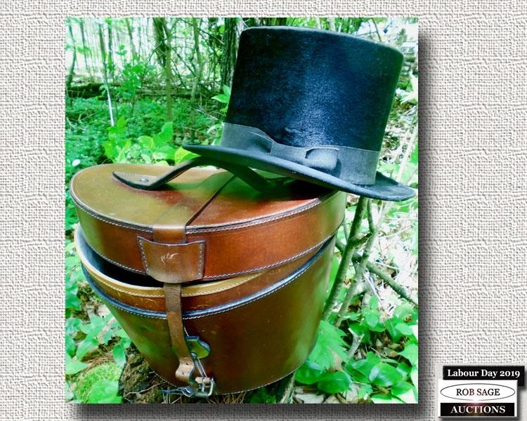 Beaver Topper Hat