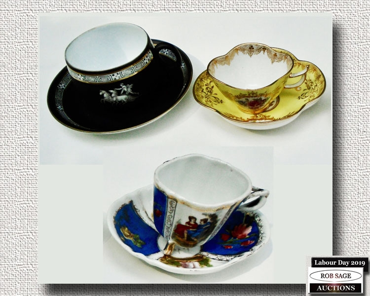 Quality Cups/Saucers