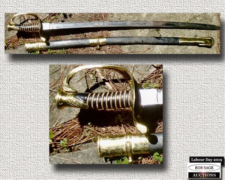 US Officers Sword