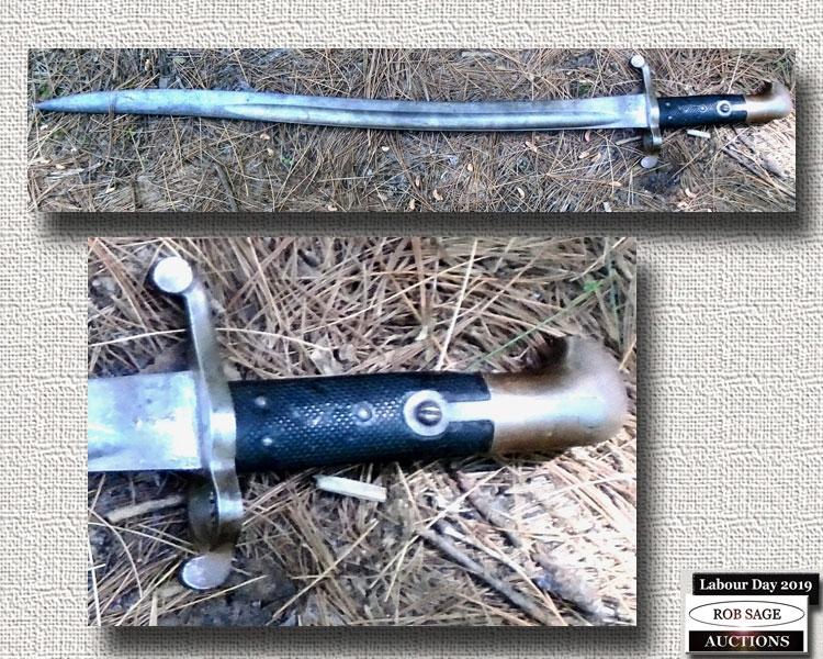 Sword/Bayonet