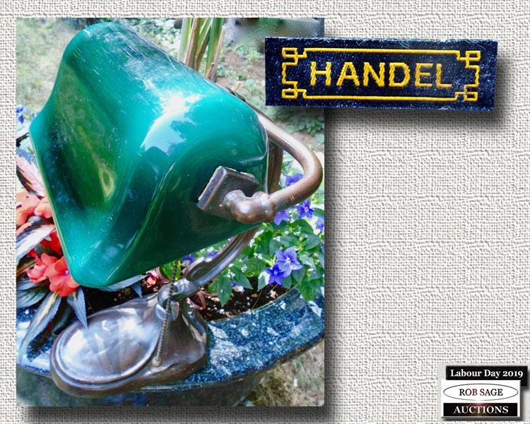 Handel Desk/Piano Lamp
