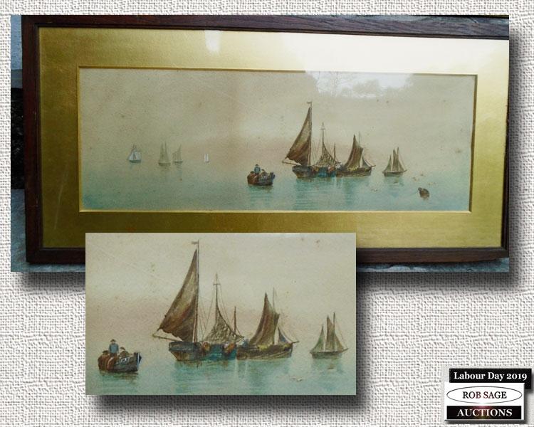 1910 Watercolour