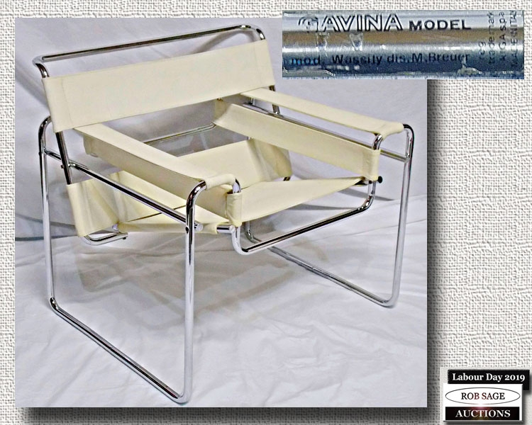 """Authentic """"Wassily"""" Chair"""