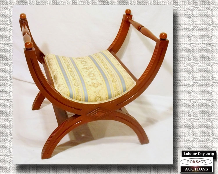 Saddle Seat Chair
