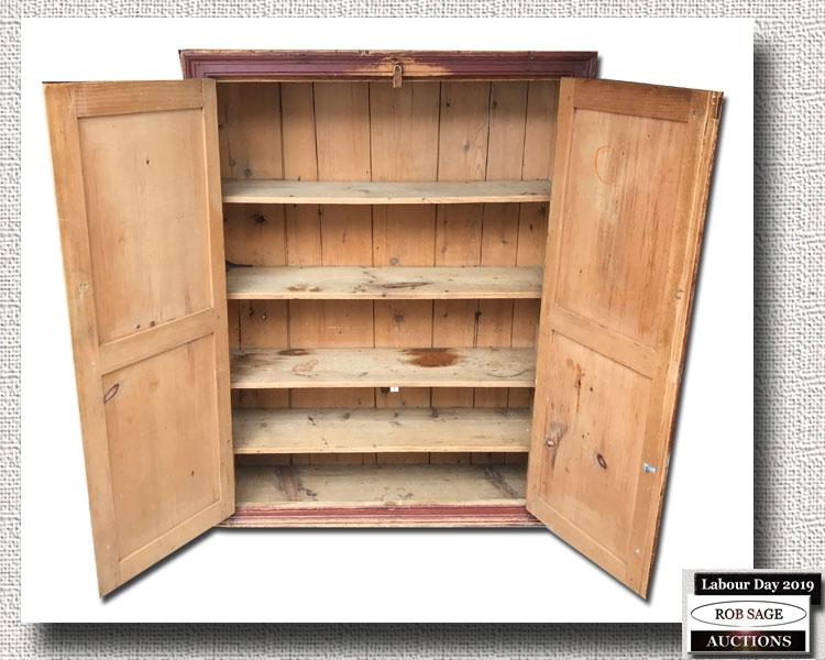 Open Cupboard Top