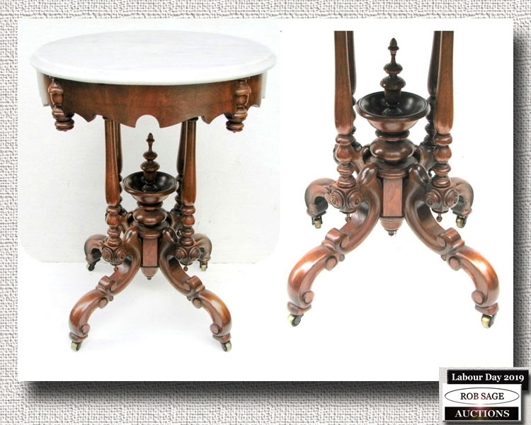 Victorian Marble Top