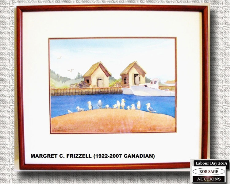 Margaret C Frizzell