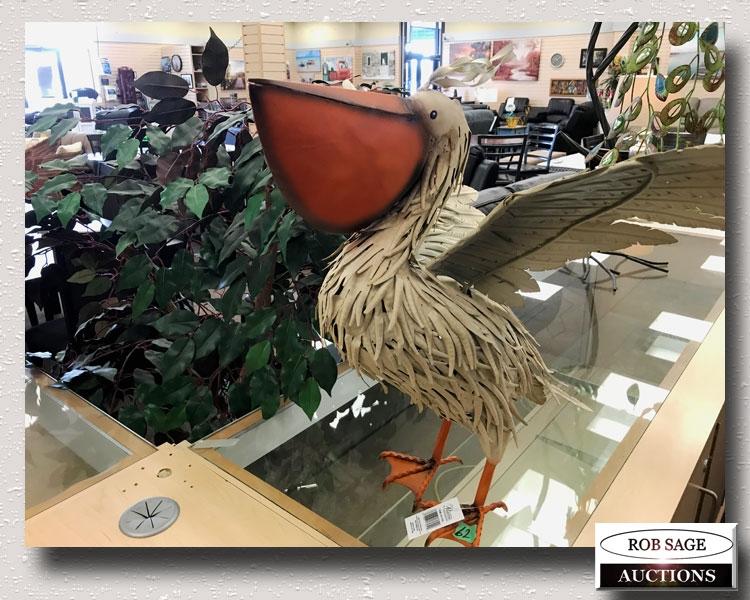 Metal Pelican
