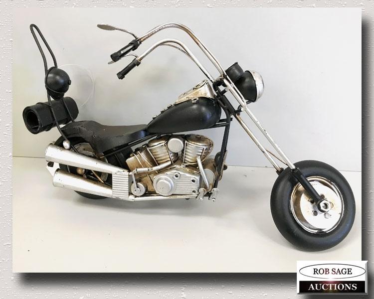 Model Motorcycle