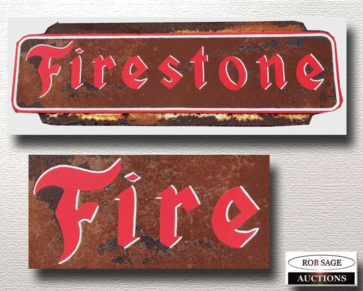 Firestone Tin