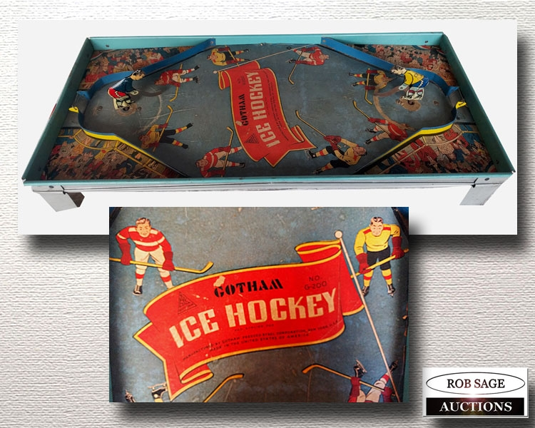 Table Top Hockey
