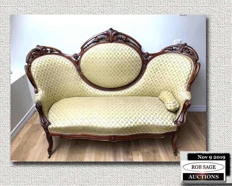 Victorian Belter Sofa